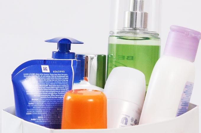 赤ら顔の基礎化粧品の選び方について