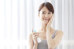 赤ら顔のお手入れ:保湿の仕方